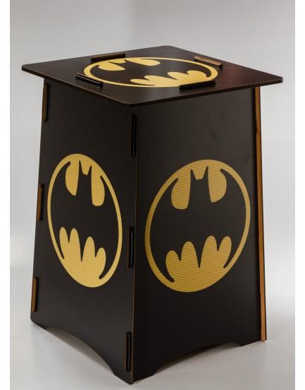 Banco em Mdf Batman