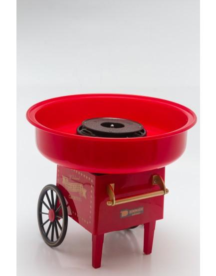 Máquina de Algodão Doce Vintage
