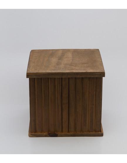 Caixa Rústica de mdf