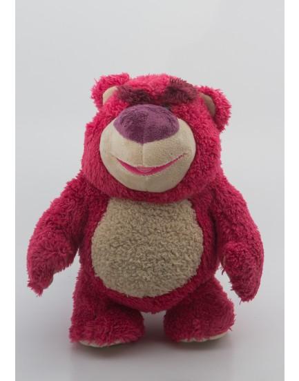 Urso Roxo de tecido ( Toy Story )