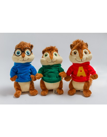 Kit Alvin e os Esquilos