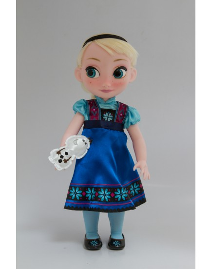 Boneca Elsa Frozen Animator