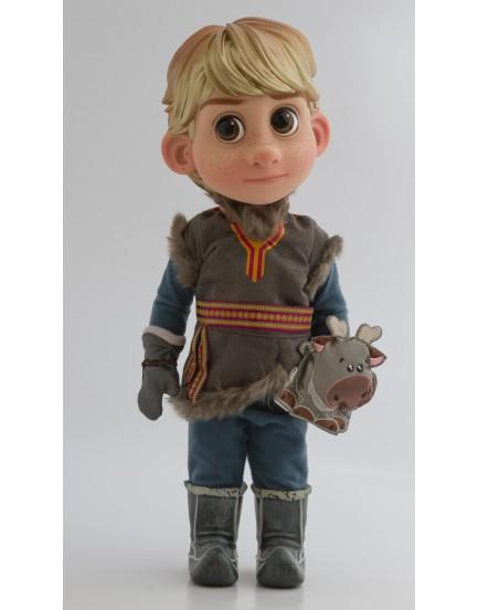 Boneco Kristoffer Animator