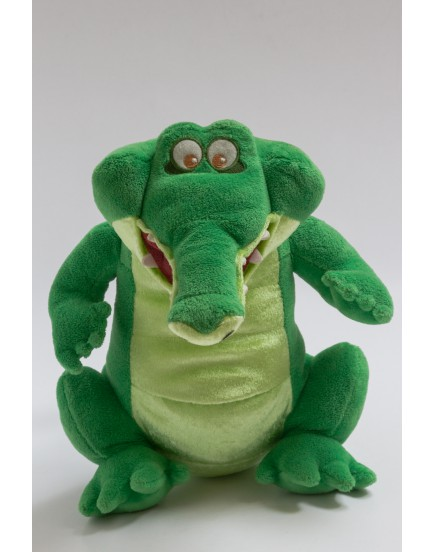 Crocodilo plush