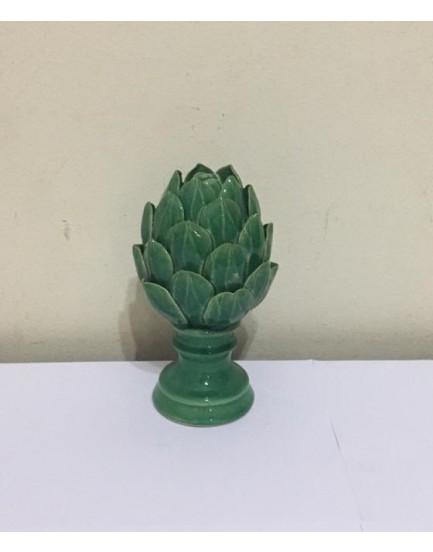 Pinha alcachofra Verde Tam P