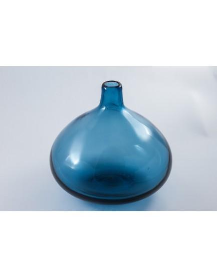 Vaso Vidro azul