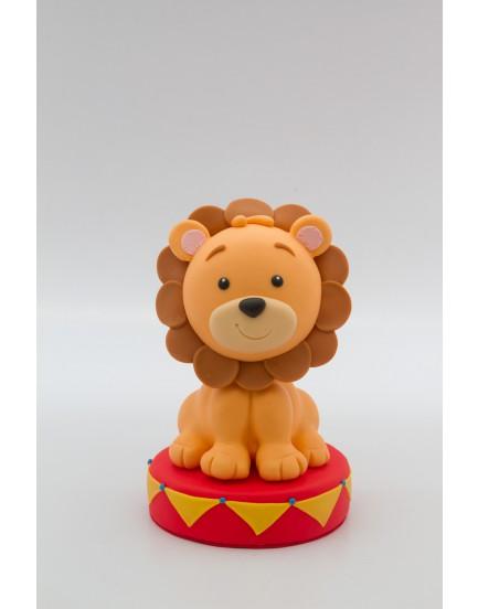 Leão Circo Biscuit