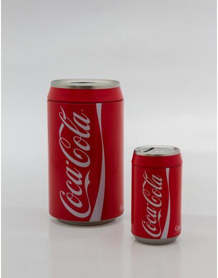 Lata alumínio Coca-cola