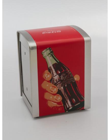 Porta Guardanapo Coca-cola Vermelho