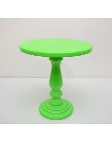 Prato madeira neon verde Tam G