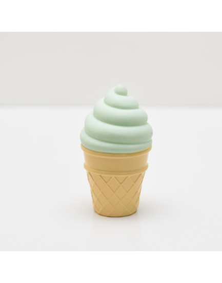 Mini Sorvete Luminoso Verde