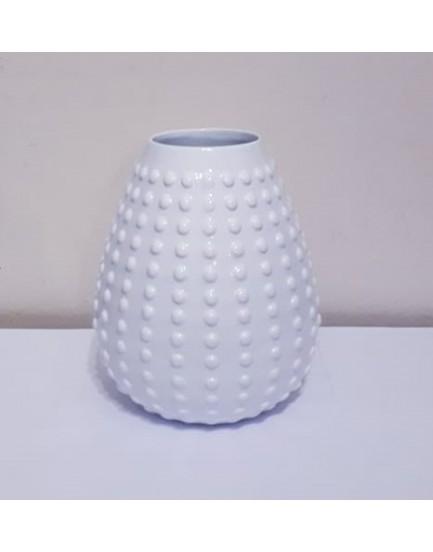 Vaso Ball Branco Tam G
