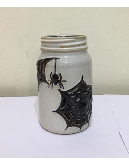Vaso teia de aranhas