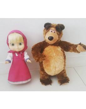 Kit Masha e o Urso