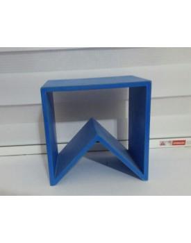 Bandeja formato Bandeirinha Azul