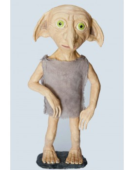 Boneco de Biscuit Dobby ( Harry Potter )