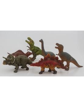 Kit De Dinossauros de Vinil