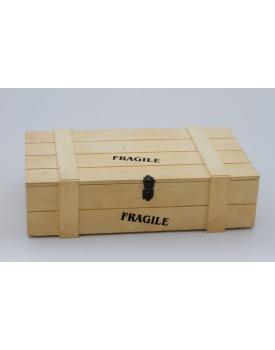 Caixa Fragile mdf