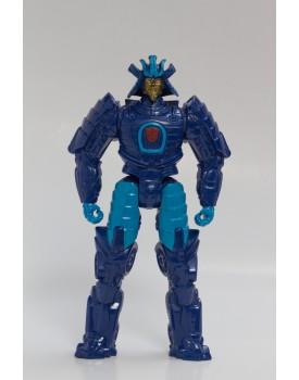 Boneco Transformers Ninja azul