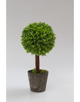 Árvore Artificial com vasinho rústico