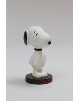 Snoopy na base preta