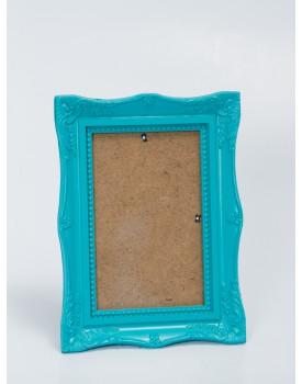Porta Retrato Azul Tam P