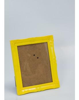 Porta Retrato amarelo Tam G
