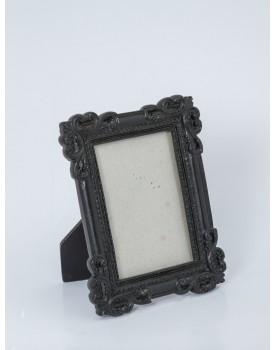 Porta Retrato Resina - preto