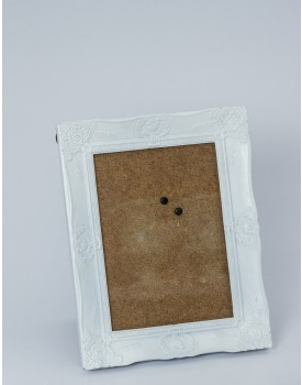 Porta Retrato Branco tam M