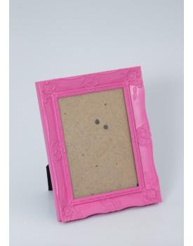 Porta Retrato Rosa Tam P