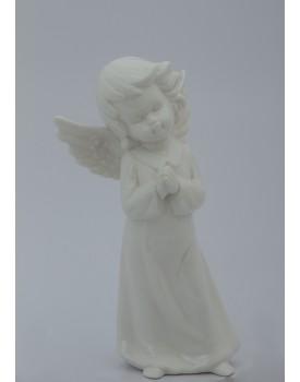 Anjo grande porcelana
