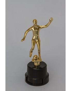 Troféu Jogador jogando bola Tam p