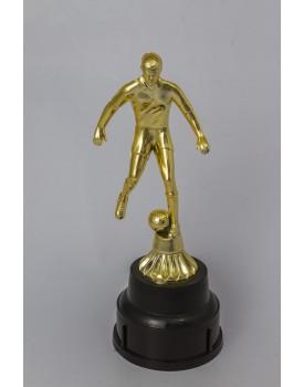Troféu Jogador jogando bola Tam G