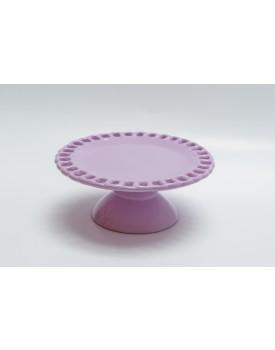 Prato elo  lilás Tam P