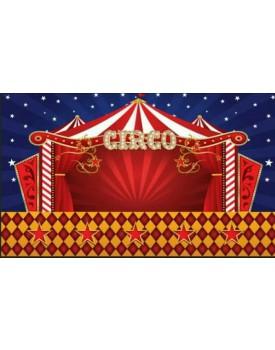 Tecido Circo