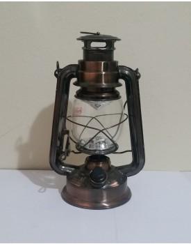 Lampião Bronze de ferro