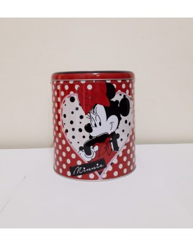 Lata Decorativa Minnie