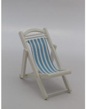 Cadeira de Praia de mdf Pequena