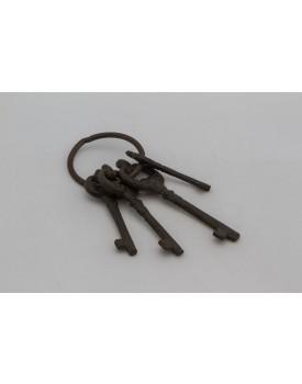 Molho de chaves de Ferro