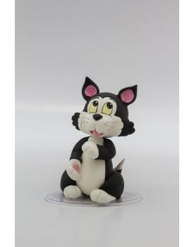 Gato ( Pinóquio ) em Biscuit