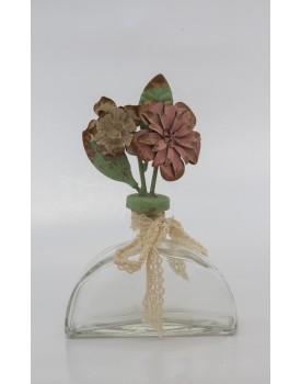 Garrafa Perfumeira Flores