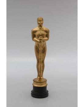 Estátua de plástico Oscar
