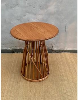 Mesa redonda Bambu Tuli Tam P