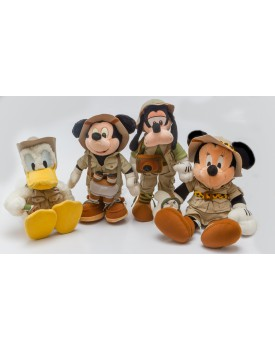 Kit Mickey Safari