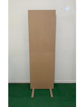 Painel Bipartido 1,90 altura  x 60 cm comprimento  ( Pintamos na sua cor )