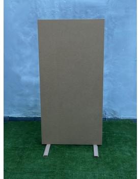 Painel Retangular  1,50 altura  x 70 cm  ( Pintamos na sua cor )
