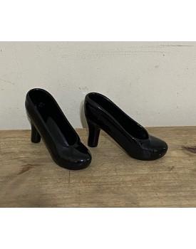 Par de Sapatos decorativo Preto