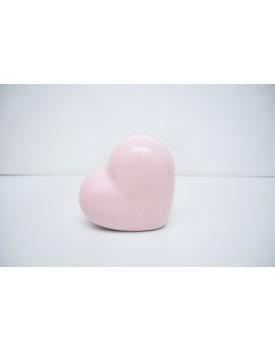 Coração Decorativo Rosa Tam M