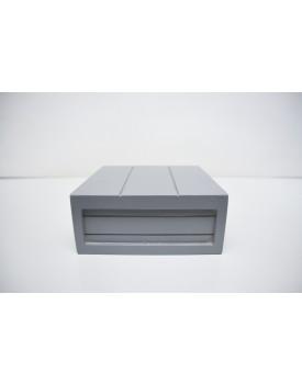 Mini Caixa rústica cinza