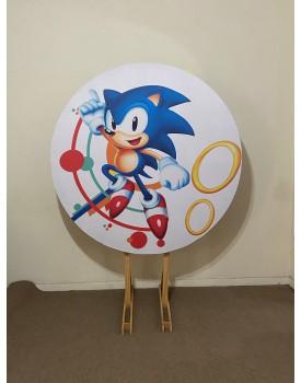 Combo Capa Sonic + Estrutura Circular 1,50 x 1,50